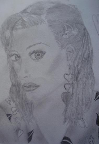 Katy Perry par FallenAngel